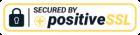 Positive SSL secured checkout